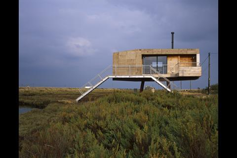 Redshank by Lisa Shell Architects Ltd with Marcus Taylor